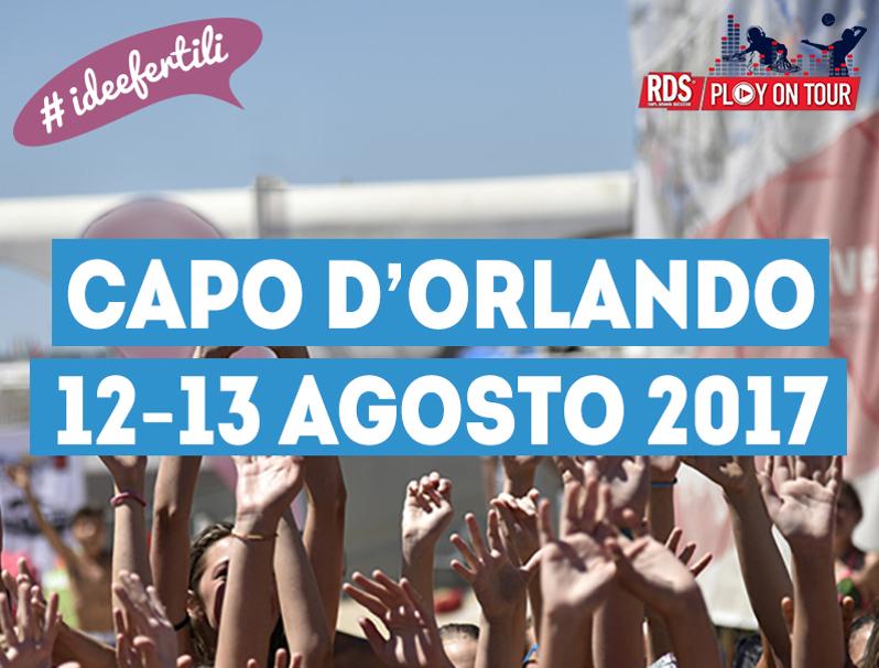 Capo d'Orlando RDS Play on Tour